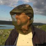 ROSJA, Ural Polarny Z komarami za pan brat